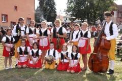 Dětský lidový soubor ZUŠ Nepomuk Pšeničky 019