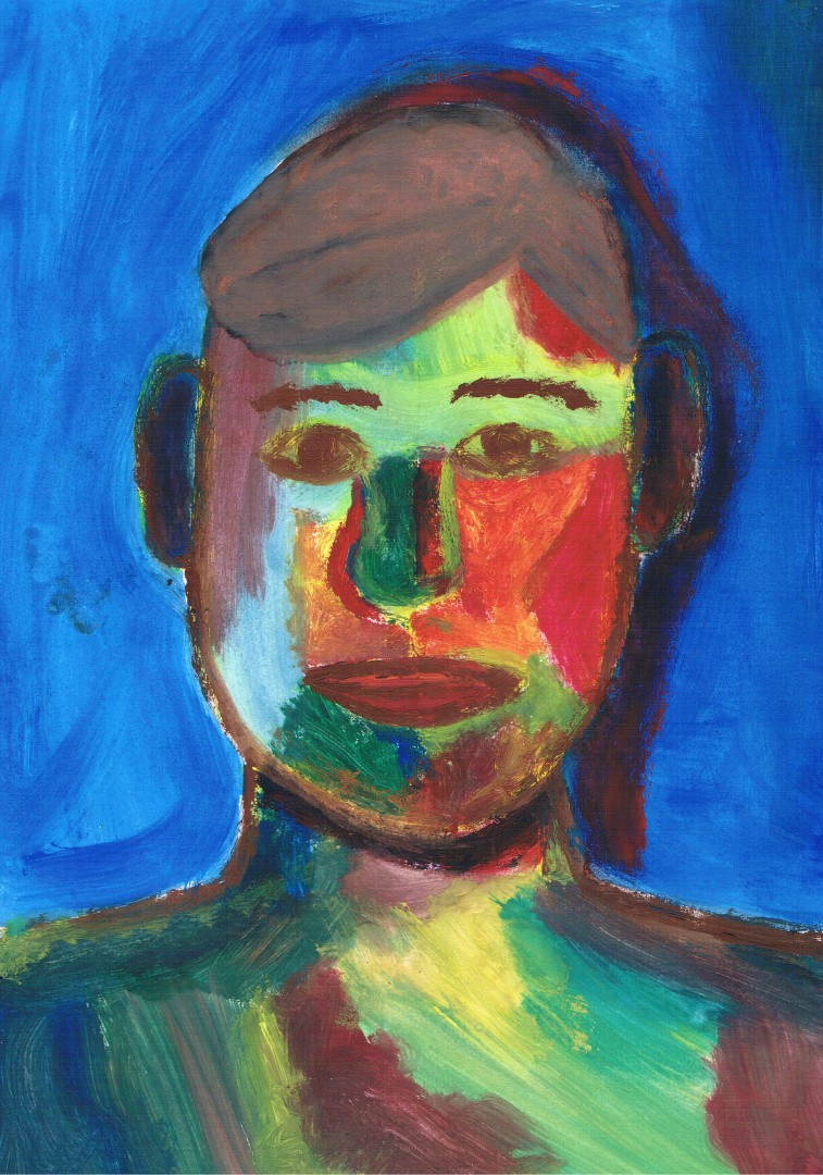 Gulová A portrét