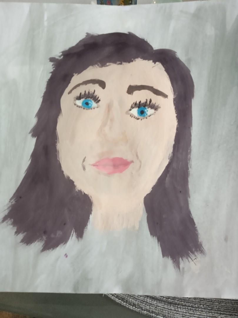Trojánková D portrét