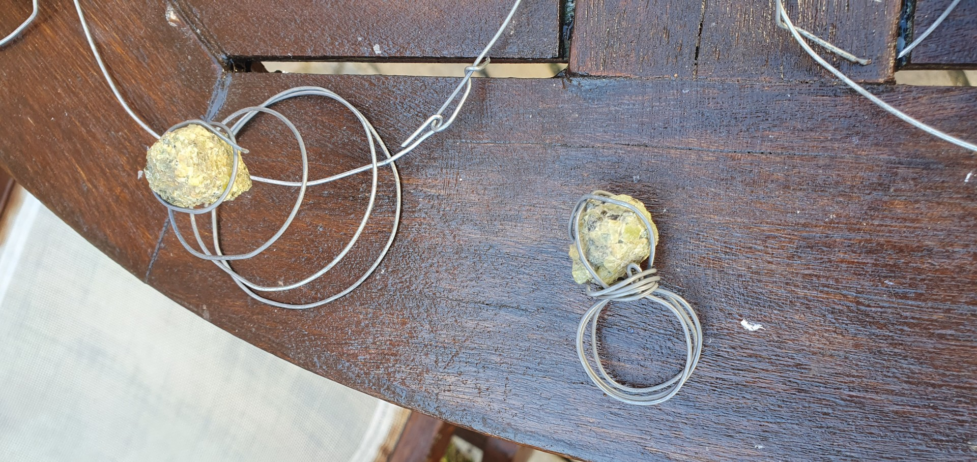 Zahradníková šperk