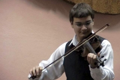 Žákovský koncert - 14. listopad 2006