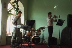 Koncert Coffee-shop červen 2007