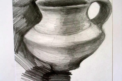 Výtvarný obor - Ukázky prací - Plošná tvorba